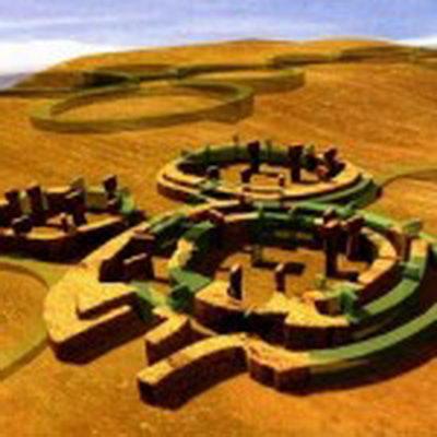 Археологическая находка в области Шанлыурфа