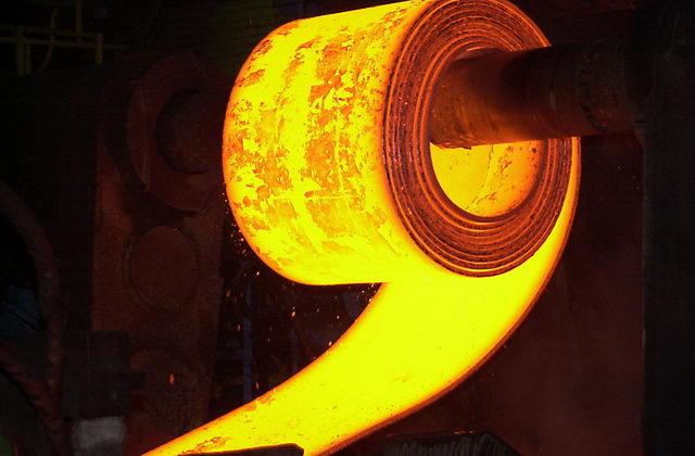 Горячий металлопрокат