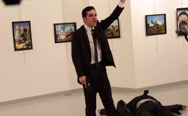 Убийство русского посла Андрея Карлова в Турции