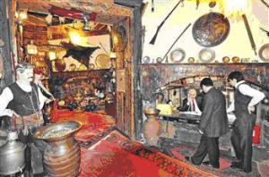 Музей-ресторан в Эрзуруме