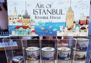 Воздух Стамбула