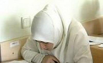 Ношение платка женщиной в Турции
