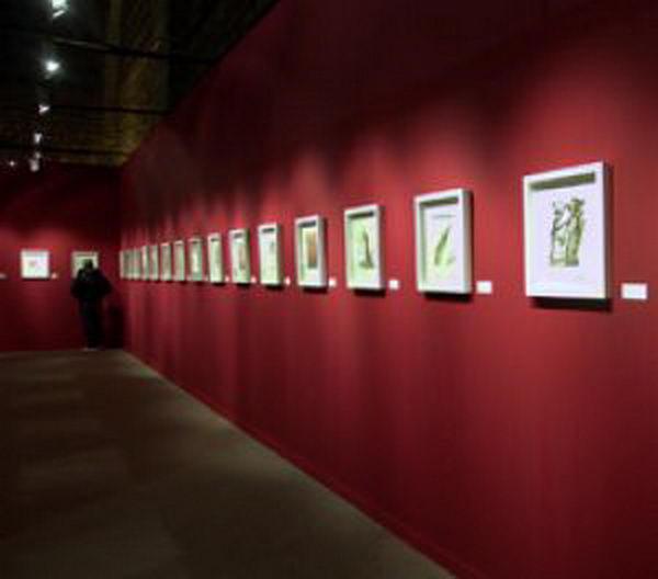 выставка работ Сальвадора Дали