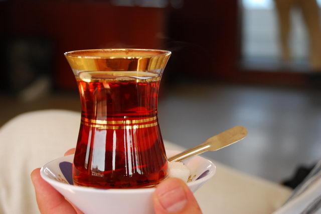 Турецкий чай и традиции чаепития