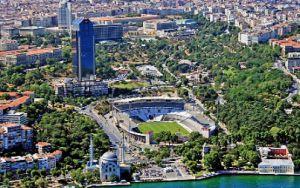 Стадион Иненю команды «Бешикташ»
