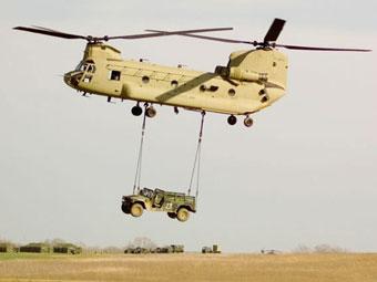 Вертолетов CH-47F Chinook