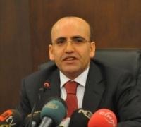 Министр финансов Турции Мехмет Шимшек