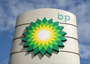 Британский нефтегазового концерна BP