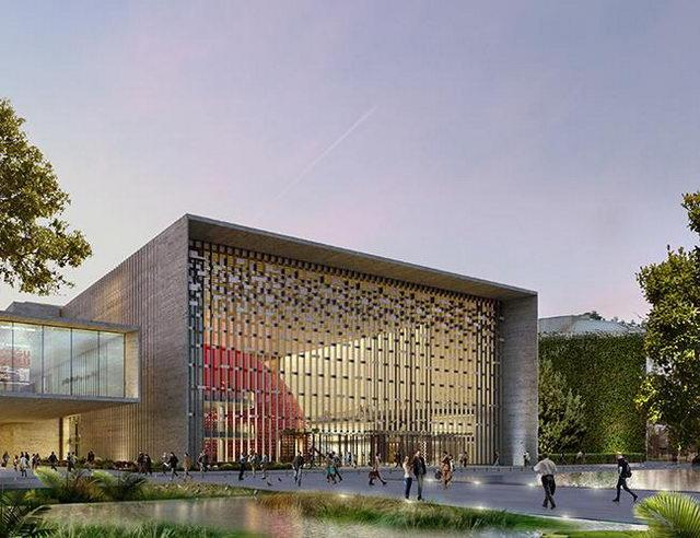 Новый оперный театр откроется в Стамбуле