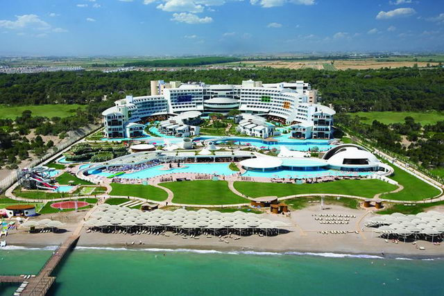 Отели сети LykiaGroup LykiaWorld Antalya