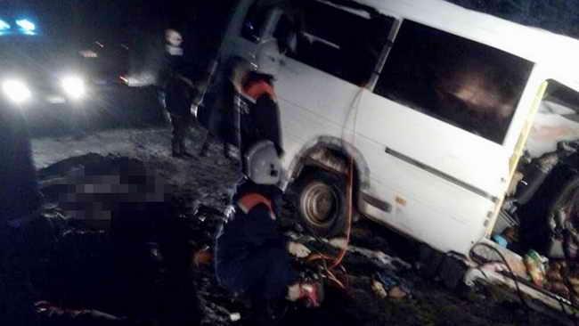ДТП в Марий Эл 15 погибло