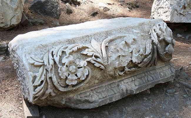 Турция. Фазелис. Руины