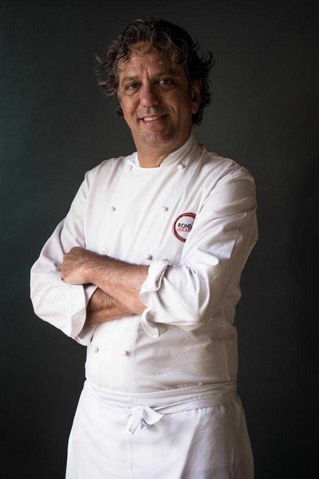 Шеф повар Джорджио Локателли