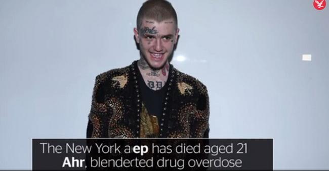 Рэпер Lil PeeP Лил Пип умер в 21 год