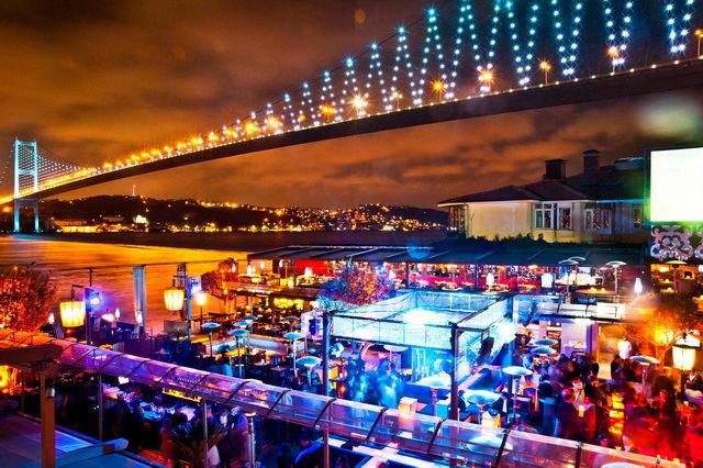 Клуб Reina Стамбул
