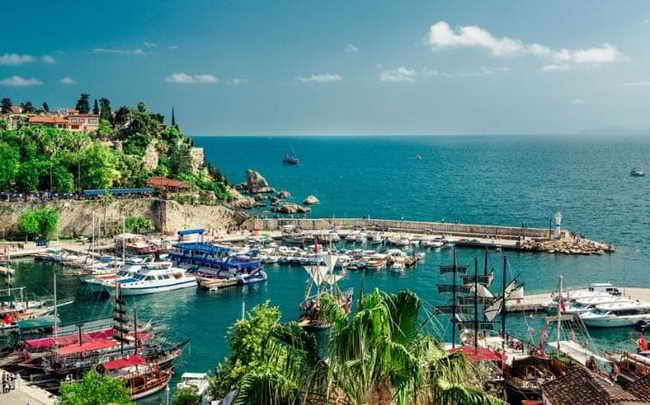 Турция представляет широкий спектр пляжного отдыха