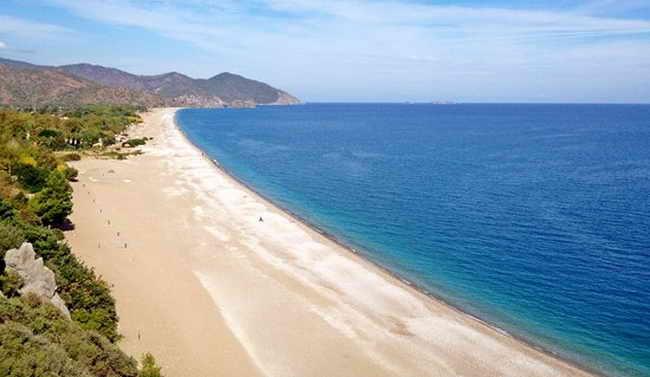 Турция Чиралы пляжный отдых