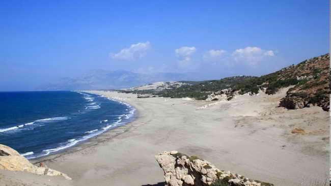 Турция Патара Пляжный отдых
