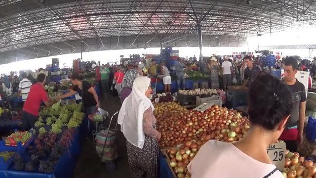 Базары и рынки Анталии