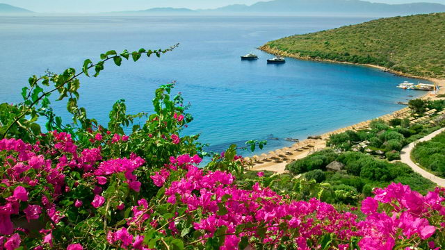 Пляж Kempinski Hotel Barbaros Bay
