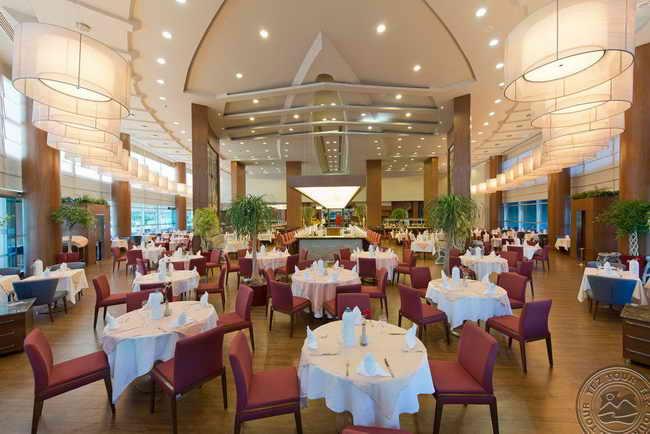 ресторан отеля Конкорд