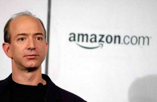 Amazon миллиардер Джефф Безос