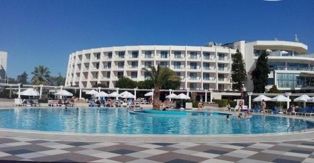Отель Kaya Side Hotel 5*
