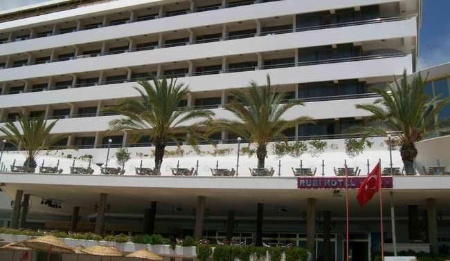 Отель Rubi Hotel 5* (Руби 5) в Алании. Фото 1