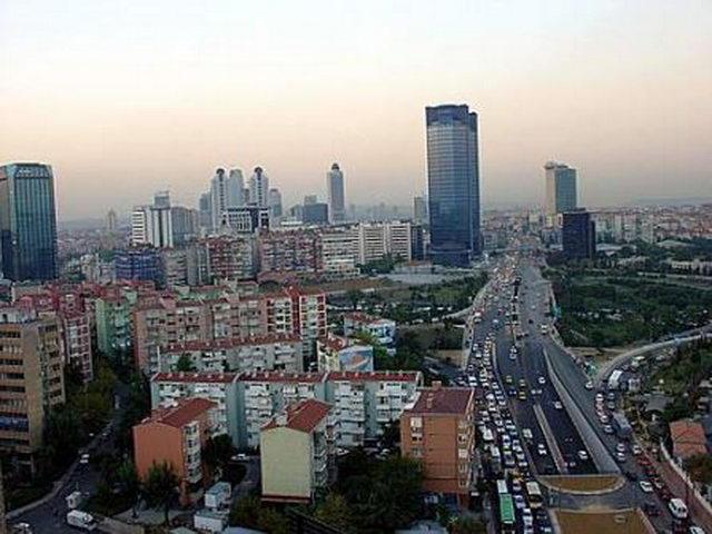Стамбул районы