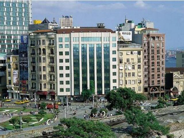 Стамбул деловой центр