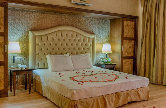 Отель Grand Pasa 5* Hotel