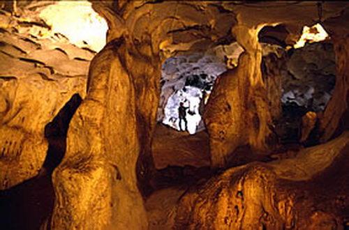 Пещера Коджаин