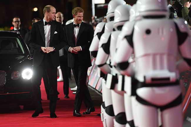 Кино премьера Звездные войны: Последние джедаи