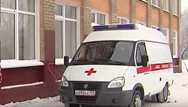 Резня в школе 127 в Перми